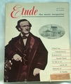 Etude The Music Magazine 1951 July