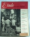 Etude The Music Magazine 1951 October