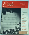 Etude The Music Magazine 1951 December
