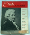 Etude The Music Magazine 1952 January