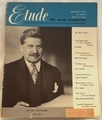 Etude The Music Magazine 1952 February
