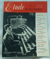 Etude The Music Magazine 1952 March