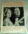 Sheet Music Magazine 1980's