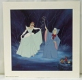 Disney's Cinderella WDCC Special Event Lithograph