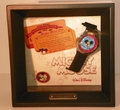 Disney Mickey Mouse Club 50 year Anniversary Watch in Box with COA