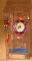 Disney Winnie the Pooh Watch Analog Quartz with Pooh & Tigger clip ons