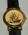 Disneyland 40 Years of Adventure Anniversary Watch in Padded Box