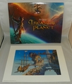 Disney Treasure Planet Portfolio Set of 4 Exclusive Commemorative Lithographs SOLD