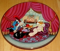 Collector Plate Looney Tunes Plate The Scarlet Pumpernickle Franklin Mint