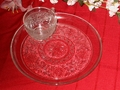 Anchor Hocking  Punch Cups PLATE NOT INCLUDED