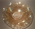 Iridescent Serving Bowl Jeannette Floragold Louisa