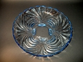 Moonlight Blue Large Caprice Bowl #82