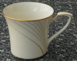 Noritake Cup Only Golden Tide #7739 Fine China