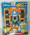 Disney Toy Story Buzz & Woody Flip Over Racer Ages 3 & Up NRFB # 10703