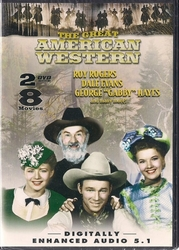 The Great American Western Vol. 14 8 Movies (2 DVD Set, 2004)