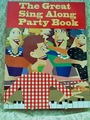 Sheet Music Book The Great Sing Along Party Book