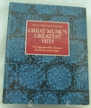 Sheet Music  Book Reader's Digest Great Music's Greatest Hits