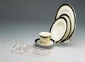 Clear Plastic 4 to 5 Piece Place Setting Holder Out of Stock