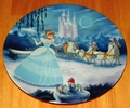 Disney Collector Plate Knowles/Bradford Cinderella