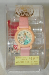 Disney Lorus Watch Cinderella Pink Case and Band #RPH157 SOLD