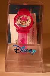 Disney Minnie Mouse SII Watch Pink