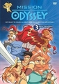 DVD MISSION ODYSSEY Three New Episodes