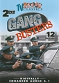 Gang Busters 12 Edpisodes (DVD, 2-Disc Set)