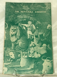 The Peaceable Kingdom Sheet Music Book
