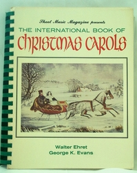 Sheet Music Book The Intl. Book of Christmas Carols