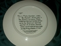 Collector Plate Donald Zolan By Myself