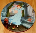 Disney Collector Plate Cinderella Series A Dream is a Wish Your Heart Makes