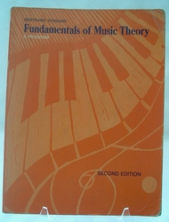 Book Fundamentals of Music Theory 2 nd Edition
