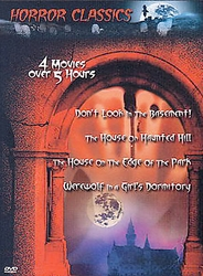 Great Horror Classics Vol 8 4 Movies (DVD, 2003)