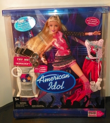 Barbie Doll  American Idol NRFB