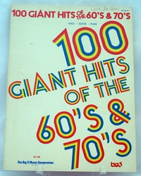 100 Giant Hits of the 60's & 70's 1972