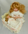 Porcelain Doll Faith Moments Treasured Judy Berens Lt Ed 7,500 w/COA