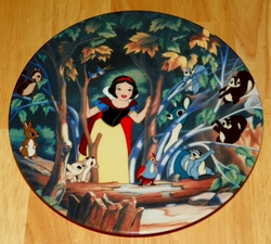 Disney Collector Plate Knowles Snow White Surprise in the Clearing SOLD