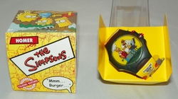 The Simpsons Homer Burger King Official Talking Watch 2002
