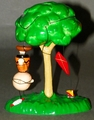 Figurine  Porcelain Peanuts Charlie Brown I'm a Little Tied Up Dept 56