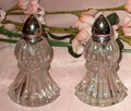 Pair of Salt & Pepper Shakers Irice NY Irving W. Rice & Co., Inc.