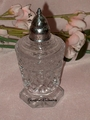 Imperial Glass Footed Shaker Cape Cod