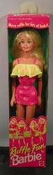 Barbie Doll Ruffle Fun NRFB