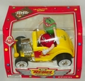 M&M's Rebel Without a Clue Candy Vehicle Dispenser Ages 3 & Up 3rd in the Series