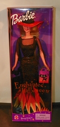 Barbie Doll Enchanted Halloween Special Edition NRFB