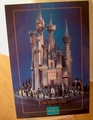 Post Card WDCC Cinderella's Castle Enchanted Places