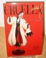 Post Card WDCC Cruella DeVil 101 Dalmatians