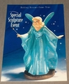 Post Card WDCC - Blue Fairy Pinocchio