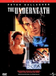 The Underneath (DVD, 1998, Widescreen)