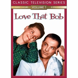 Love That Bob Vol.1 8 Episodes (DVD, 2008)