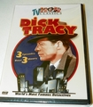 The World's Most Famous Detectives 3 Episodes Dick Tracy (DVD, 2003)